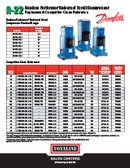 Compressors: Danfoss Performer® Universal Scroll