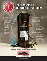 Compressors: LG Scroll Catalog